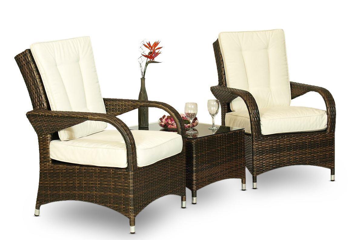 arizona garden furniture 2 seat lounge set modern. Black Bedroom Furniture Sets. Home Design Ideas