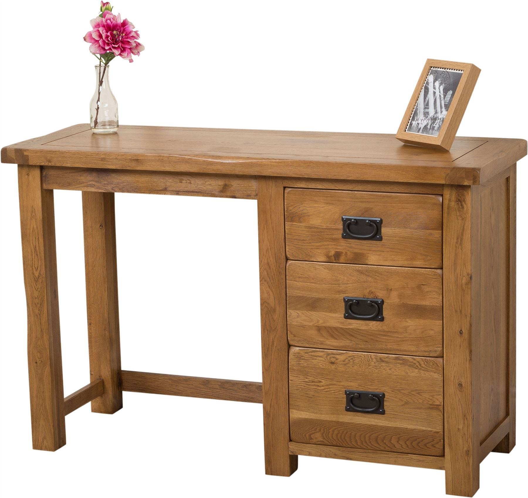 Cotswold Rusitc Oak Dressing Table