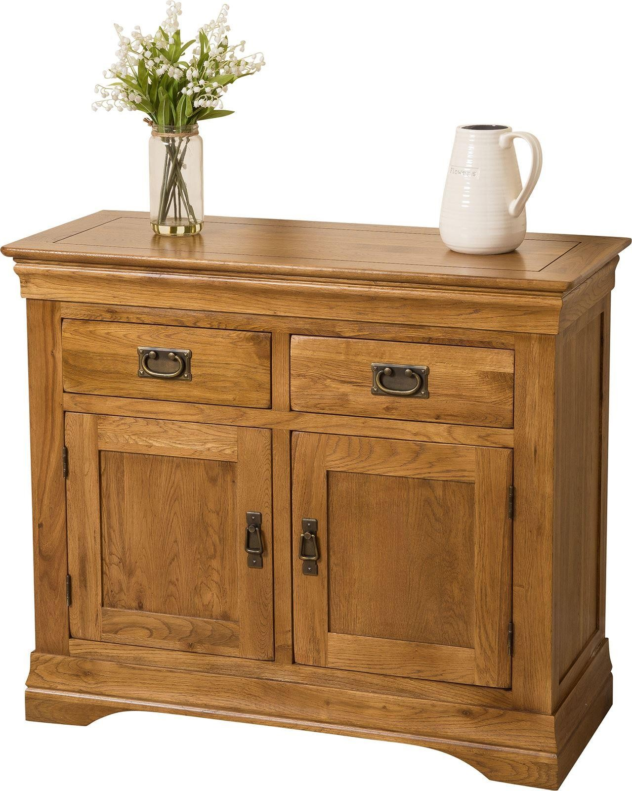 French Chateau Small Sideboard