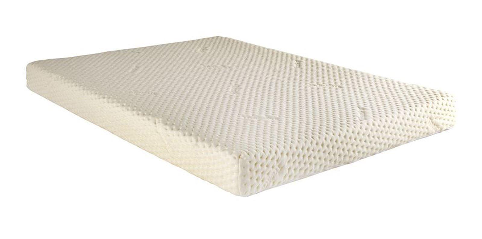 Front of Memory Foam Mattress 4ft6 Double [10 inch]