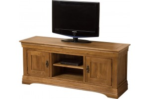 French Chateau Widescreen TV Unit