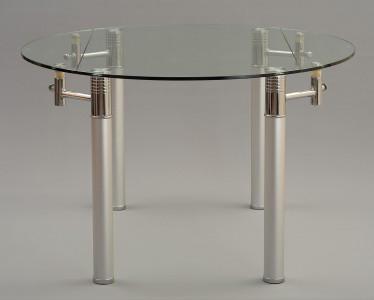 Torino Designer 74cm-120cm Extending Dining Table Only
