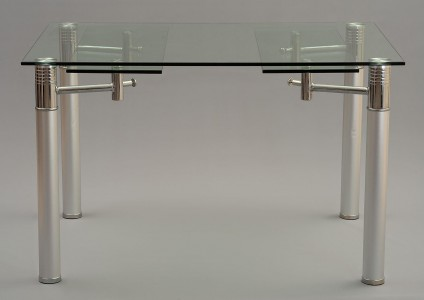 Verona Extending Glass Dining Table