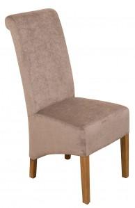 Montana Dining Chair [Grey Fabric]